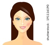 Makeover   Illustration Of...