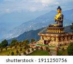 Statue Of Goutama Buddha At...