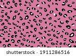abstract modern leopard... | Shutterstock .eps vector #1911286516