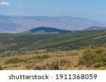 Mountainous Landscape In The...