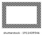 checkerboard pattern  rectangle ...   Shutterstock .eps vector #1911439546