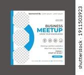social media square post... | Shutterstock .eps vector #1911503923