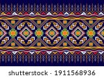 geometric ethnic oriental...   Shutterstock .eps vector #1911568936