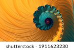 Abstract Fractal Patterns And...