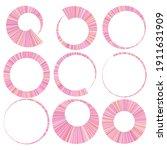 Circular Radial Lines Volute ...