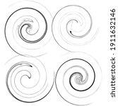 Spiral  Swirl And Twirl Element....