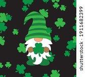 seamless pattern background... | Shutterstock .eps vector #1911682399