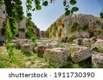 Ancient Ruin Of The Eurialo...