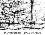 distressed black overlay... | Shutterstock .eps vector #1911797806