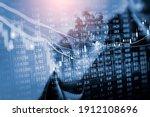 modern way of exchange. bitcoin ... | Shutterstock . vector #1912108696