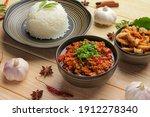 Thai Northern Style Pork and Tomato Chili Relish (nam phrik aawng ; nam prik ong)
