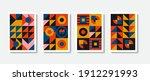 new modernism aesthetic in... | Shutterstock .eps vector #1912291993