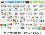 infographics set for 8 steps....   Shutterstock .eps vector #1912414279