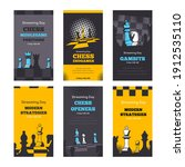 set of story templates for... | Shutterstock .eps vector #1912535110