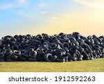 Waste Tires And Tyres At...
