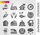 simple set of 16 icons related...   Shutterstock . vector #1912622623