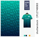 fabric pattern design.... | Shutterstock .eps vector #1912748083