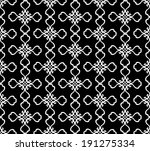 decorative seamless background... | Shutterstock . vector #191275334