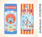 amusement entertainment... | Shutterstock .eps vector #191282948