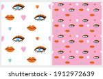 Funny Seamless Vector Patterns...
