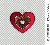jewelry pendant. illustration...   Shutterstock .eps vector #1912977379