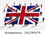 global business   british   Shutterstock . vector #191299379
