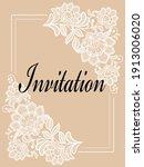 template frame  design for...   Shutterstock .eps vector #1913006020