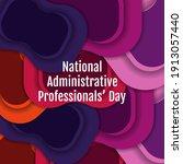 national administrative... | Shutterstock .eps vector #1913057440