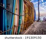waikiki  hi   april 27  surf