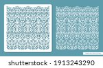stencil for drawing a classic... | Shutterstock .eps vector #1913243290