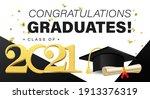 congratulations graduates... | Shutterstock .eps vector #1913376319