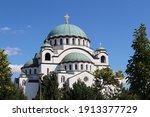 View Of The Saint Sava...