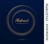 award gold icon. awards golden... | Shutterstock .eps vector #1913378956