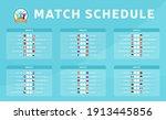 football 2020 tournament final... | Shutterstock .eps vector #1913445856