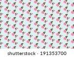 digitally generated kitsch...   Shutterstock . vector #191353700