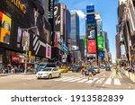 New York City  Usa   March 15 ...