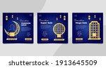 set of ramadan fashion sale... | Shutterstock .eps vector #1913645509
