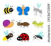 Grasshopper  Fly  Firefly  Ant  ...