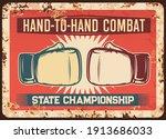 Boxing Fight Combat...