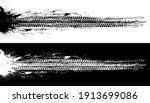 car tires print  grunge off... | Shutterstock .eps vector #1913699086