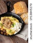 Banosh   A Ukrainian Dish Made...