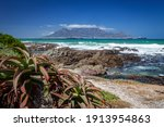 Cape Town  Table Mountain In...