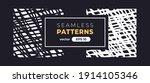 seamless abstract pattern.... | Shutterstock .eps vector #1914105346