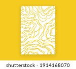 abstract plant matisse inspired.... | Shutterstock .eps vector #1914168070