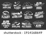 airplane flight tours  air... | Shutterstock .eps vector #1914168649