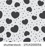 endless seamless monochrome...   Shutterstock .eps vector #1914200056