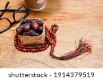 Group Or Kurma Or Dates In The...