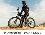 Professional Downhill Rider...