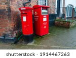 Chester  Uk  Jan 29  2021  A...