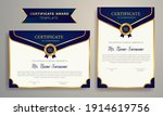 Golden Color Certificate Award...